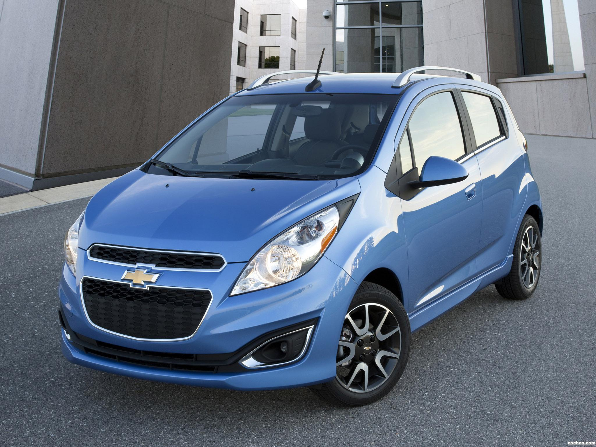 Foto 0 de Chevrolet Spark USA 2012