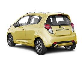 Ver foto 7 de Chevrolet Spark USA 2012