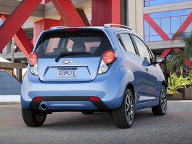 Ver foto 3 de Chevrolet Spark USA 2012