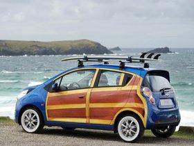 Ver foto 4 de Chevrolet Spark Woody Concept 2010