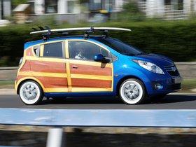 Ver foto 3 de Chevrolet Spark Woody Concept 2010