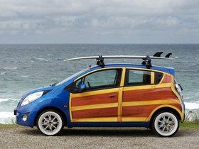 Ver foto 2 de Chevrolet Spark Woody Concept 2010