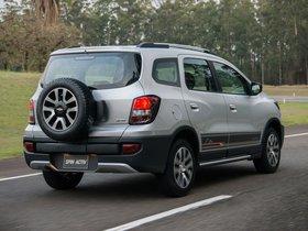 Ver foto 5 de Chevrolet Spin Activ 2014
