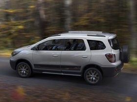 Ver foto 4 de Chevrolet Spin Activ 2014
