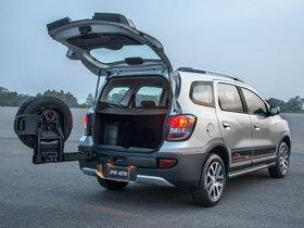 Ver foto 2 de Chevrolet Spin Activ 2014