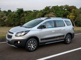 Ver foto 1 de Chevrolet Spin Activ 2014