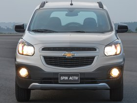 Ver foto 10 de Chevrolet Spin Activ 2014