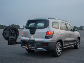 Ver foto 9 de Chevrolet Spin Activ 2014