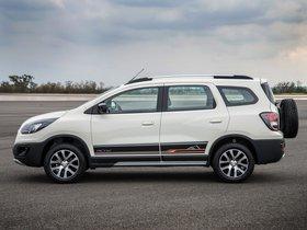 Ver foto 8 de Chevrolet Spin Activ 2014