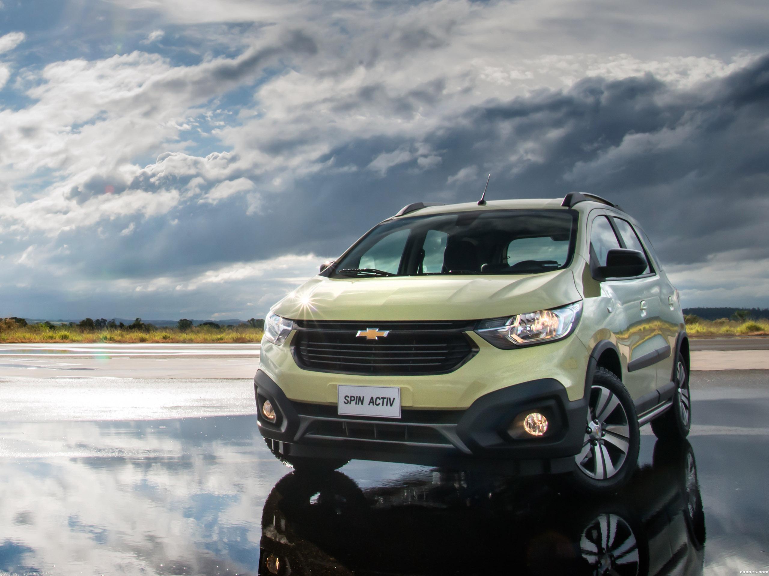 Foto 5 de Chevrolet Spin Activ 2018
