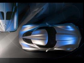 Ver foto 5 de Chevrolet Stingray Concept 2009