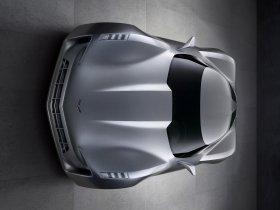 Ver foto 4 de Chevrolet Stingray Concept 2009