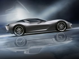 Ver foto 2 de Chevrolet Stingray Concept 2009