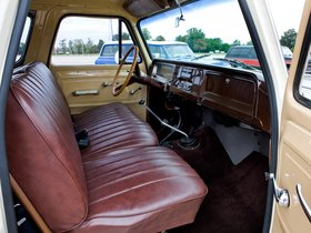 Ver foto 5 de Chevrolet Suburban 1955