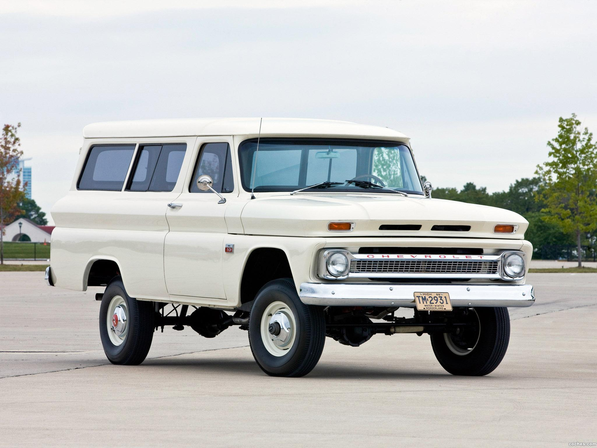 Foto 0 de Chevrolet Suburban 1965
