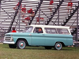 Ver foto 4 de Chevrolet Suburban 1965
