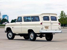 Ver foto 2 de Chevrolet Suburban 1965