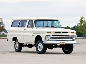 Ver foto 1 de Chevrolet Suburban 1965