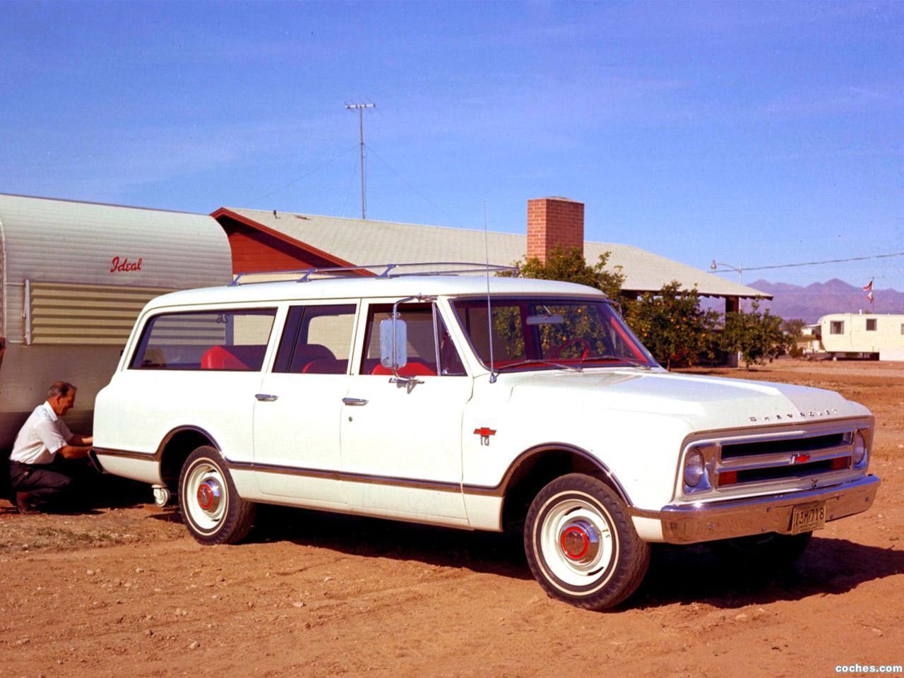Foto 0 de Chevrolet 1967-1968
