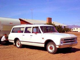 Ver foto 1 de Chevrolet 1967-1968