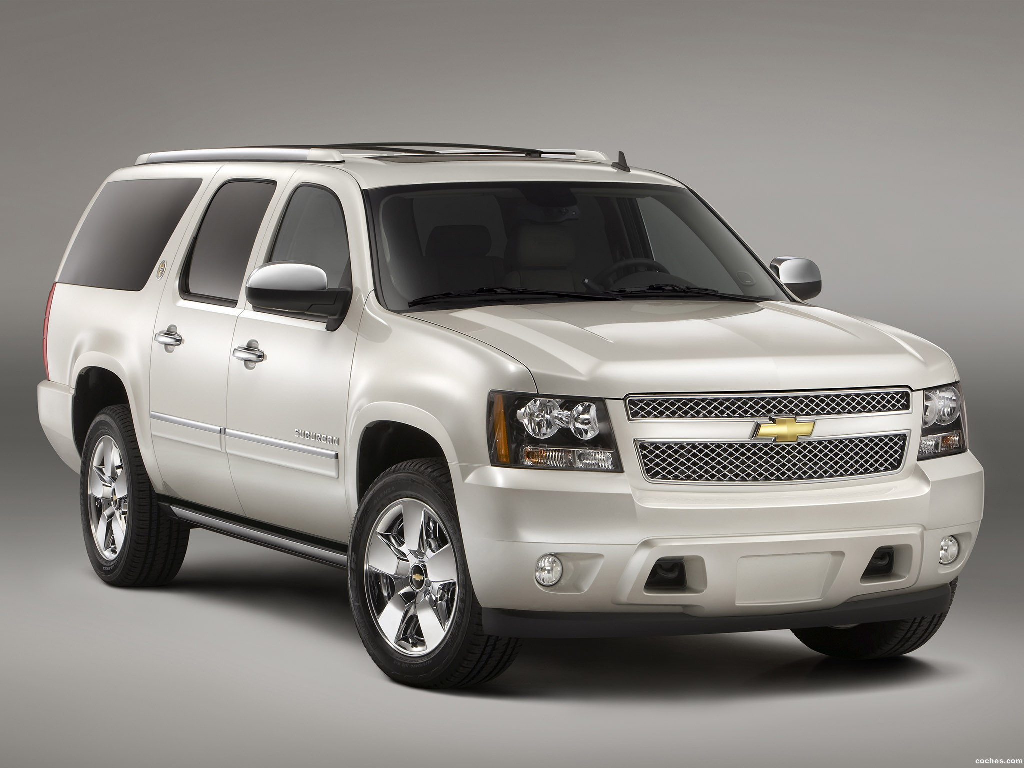 Foto 0 de Chevrolet Suburban 75th Anniversary Diamond Edition 2010
