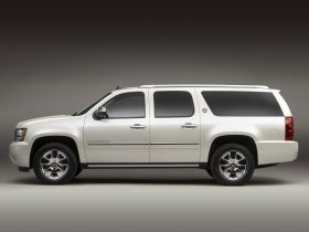 Ver foto 3 de Chevrolet Suburban 75th Anniversary Diamond Edition 2010