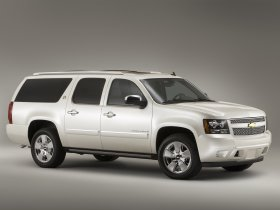 Ver foto 2 de Chevrolet Suburban 75th Anniversary Diamond Edition 2010