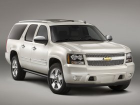 Ver foto 1 de Chevrolet Suburban 75th Anniversary Diamond Edition 2010