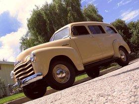 Ver foto 7 de Chevrolet Suburban Carryall 1951