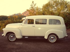 Ver foto 5 de Chevrolet Suburban Carryall 1951