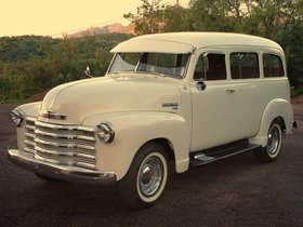 Ver foto 4 de Chevrolet Suburban Carryall 1951