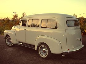 Ver foto 3 de Chevrolet Suburban Carryall 1951