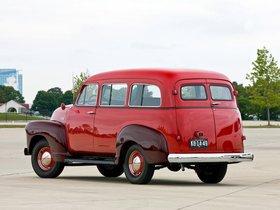 Ver foto 2 de Chevrolet Suburban Carryall 1951