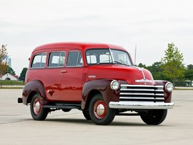 Ver foto 1 de Chevrolet Suburban Carryall 1951