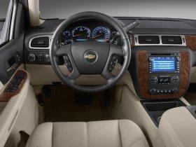 Ver foto 9 de Chevrolet Suburban LTZ 2008