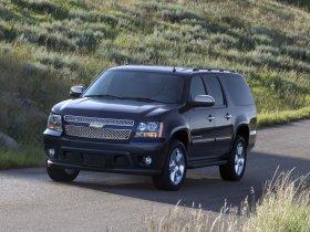 Ver foto 4 de Chevrolet Suburban LTZ 2008