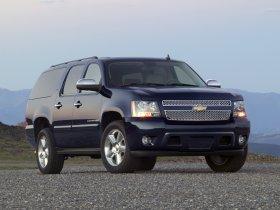 Ver foto 1 de Chevrolet Suburban LTZ 2008