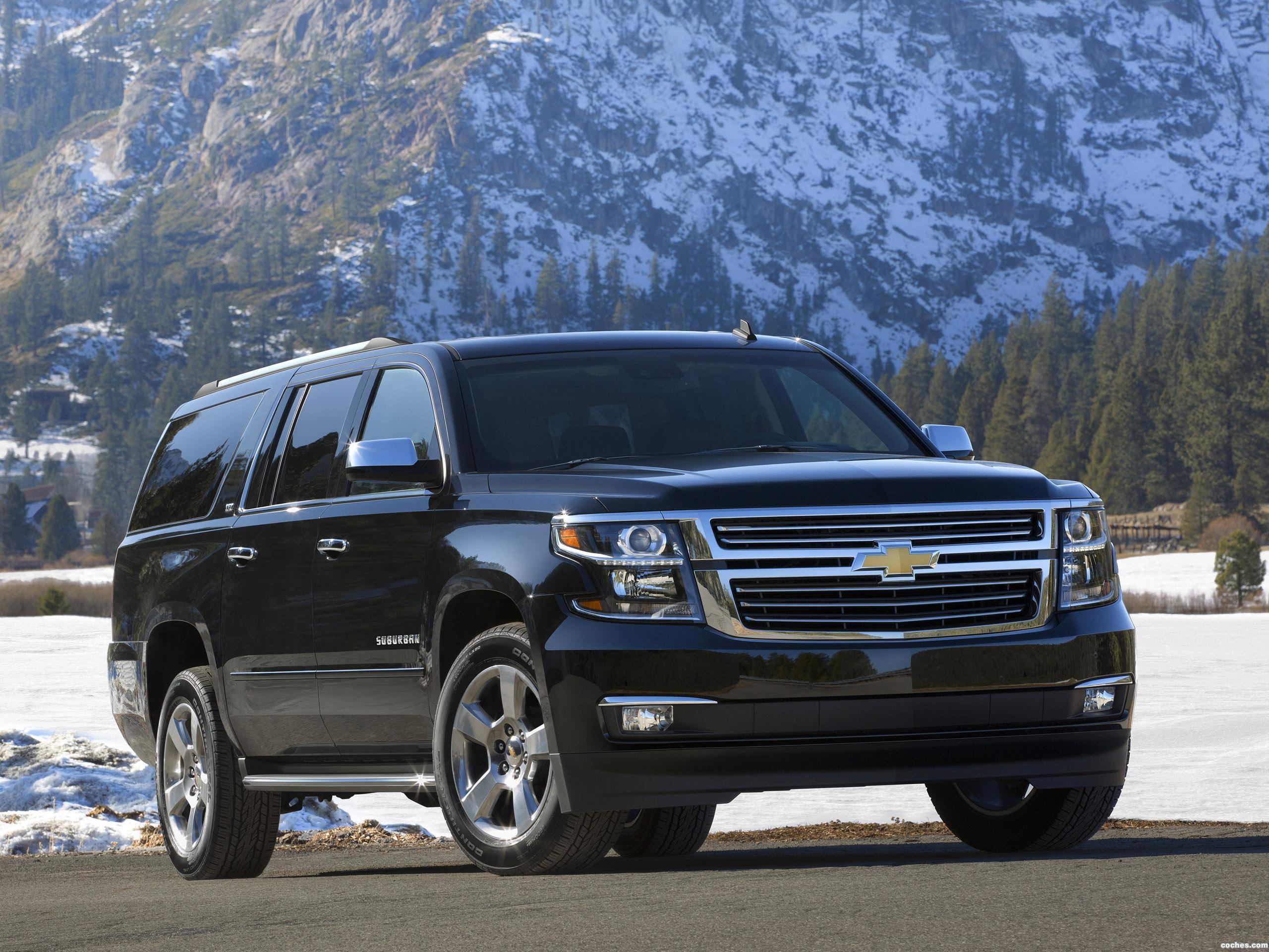 Foto 0 de Chevrolet Suburban  2014