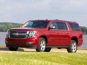 Ver foto 19 de Chevrolet Suburban  2014