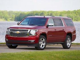 Ver foto 18 de Chevrolet Suburban  2014
