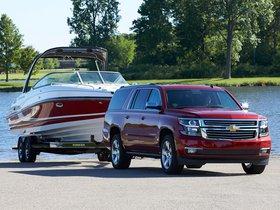 Ver foto 13 de Chevrolet Suburban  2014