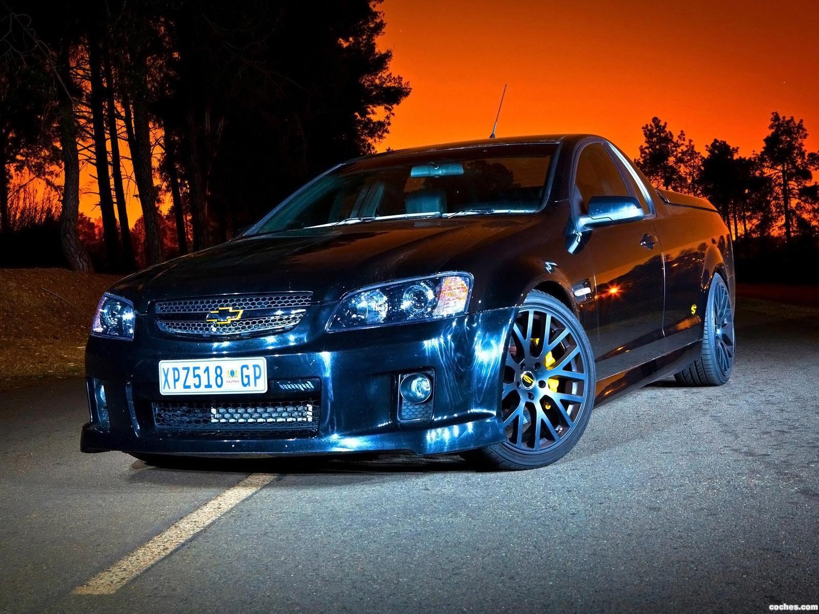 Foto 0 de Chevrolet SuperUte by LupiniPower 2010