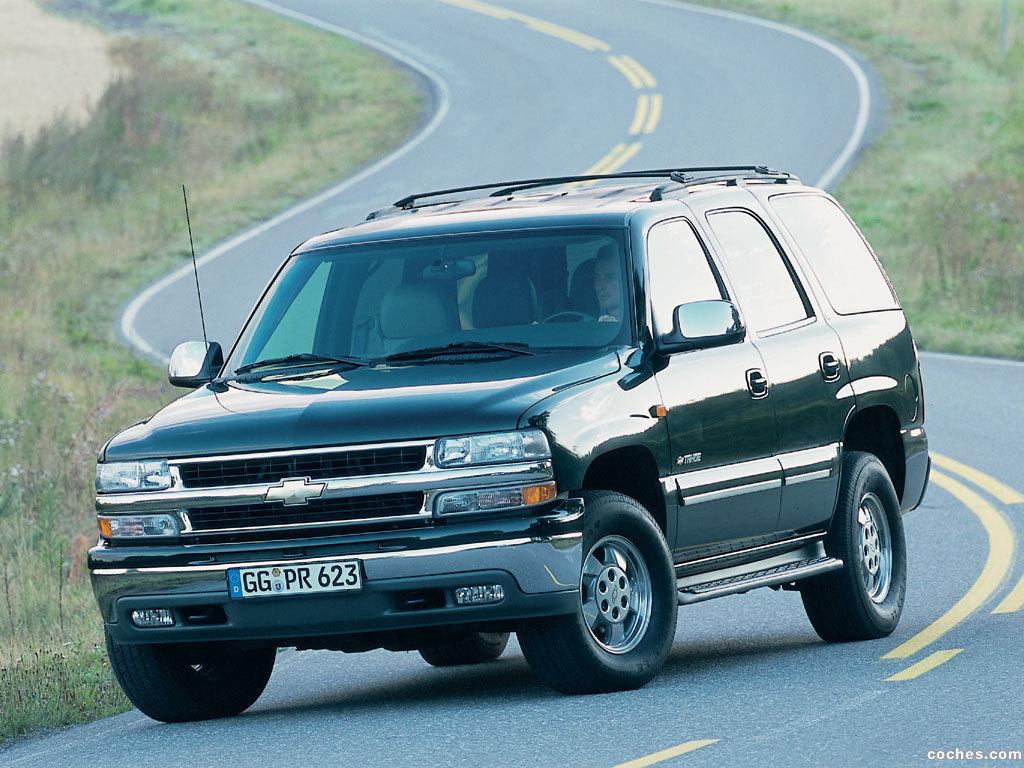 Foto 0 de Chevrolet Tahoe 2002