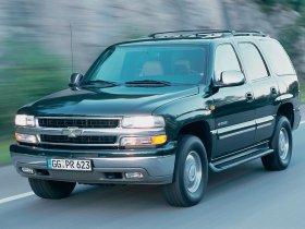 Ver foto 3 de Chevrolet Tahoe 2002
