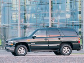 Ver foto 2 de Chevrolet Tahoe 2002