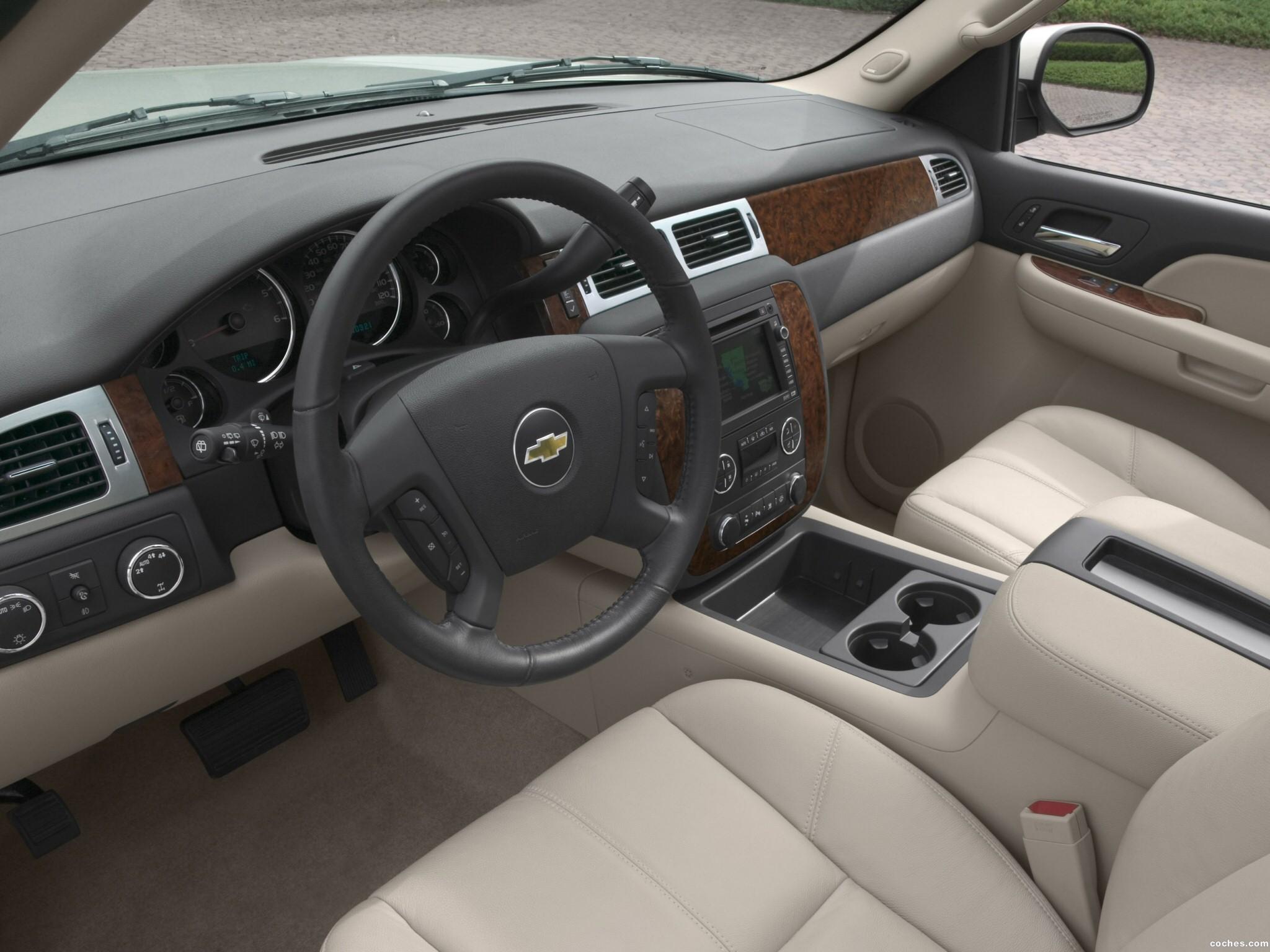 Foto 8 de Chevrolet Tahoe 2007