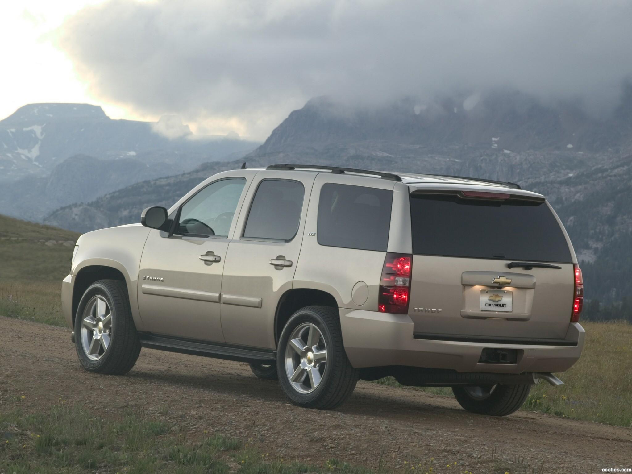 Foto 6 de Chevrolet Tahoe 2007