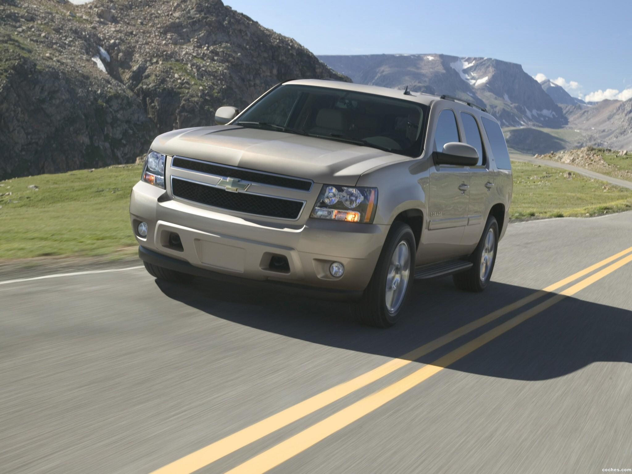 Foto 4 de Chevrolet Tahoe 2007