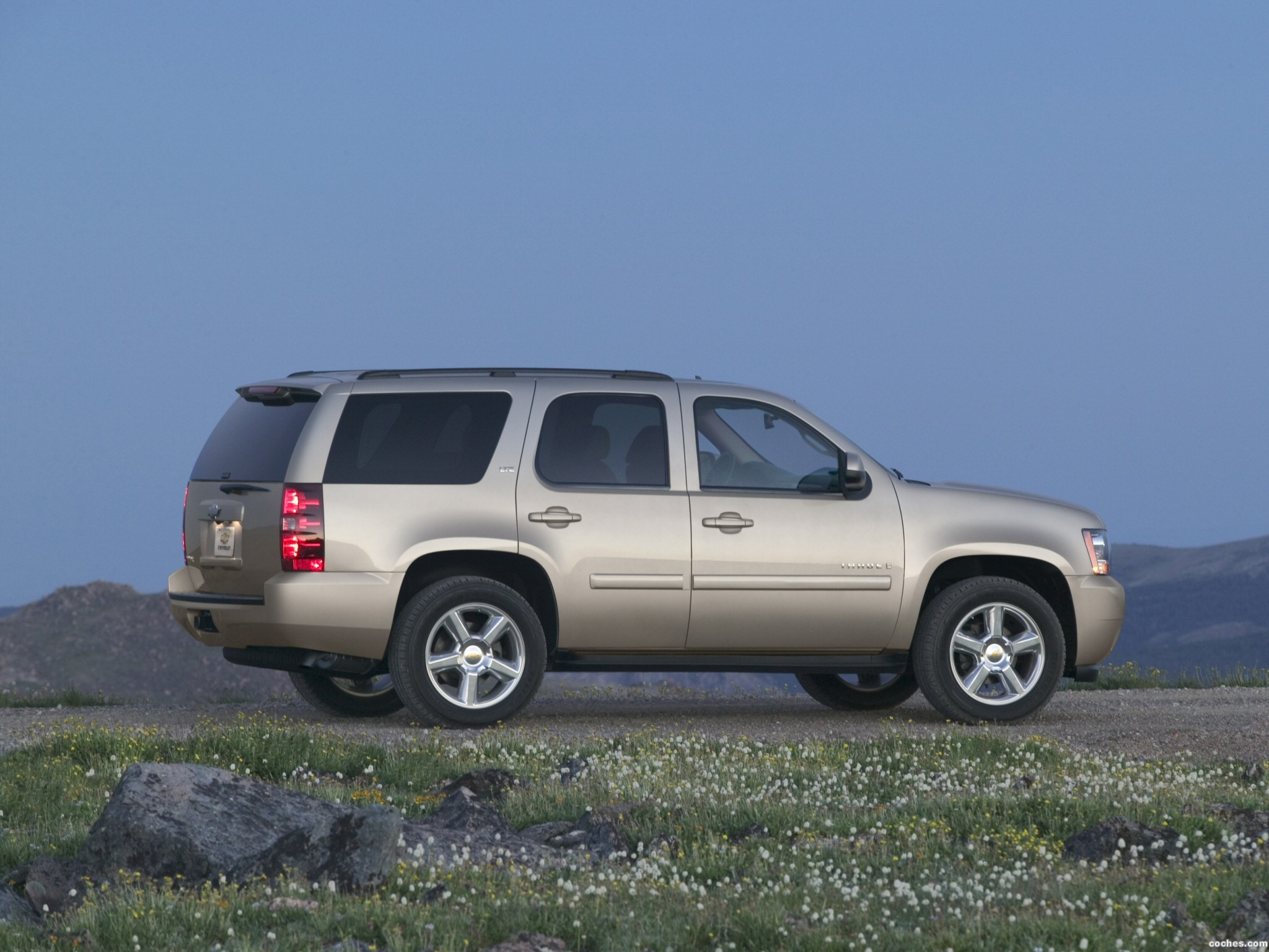 Foto 2 de Chevrolet Tahoe 2007