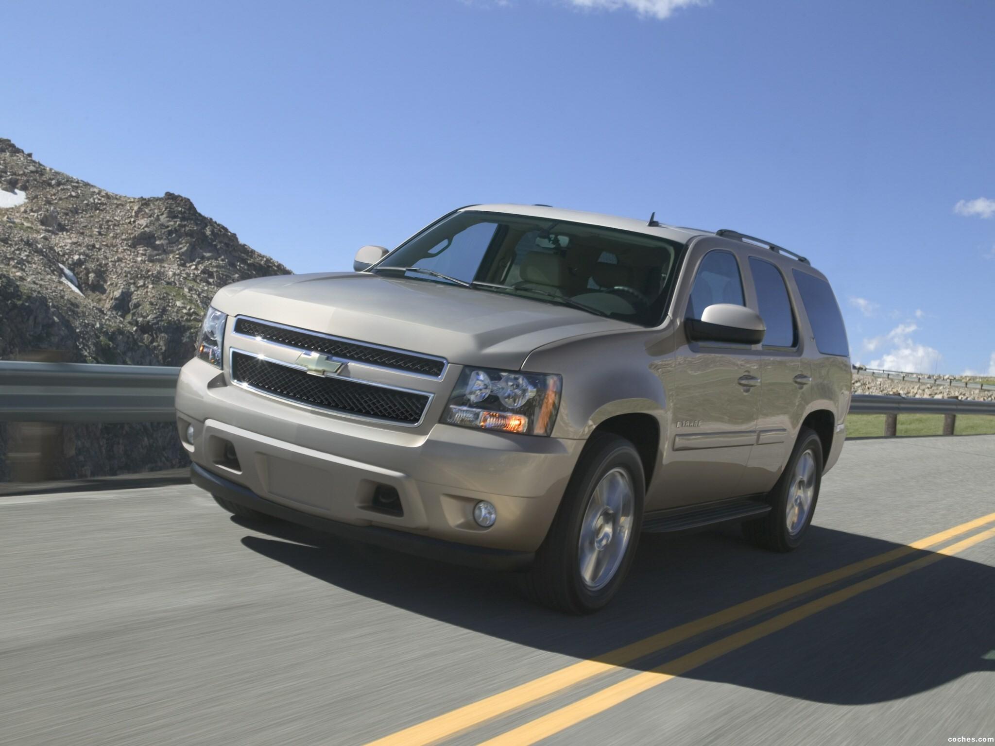 Foto 1 de Chevrolet Tahoe 2007